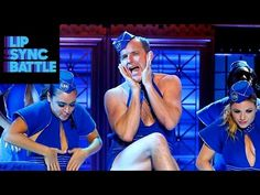 "Clark Gregg performs Britney Spears' ""Toxic""   Lip Sync Battle - YouTube"