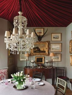 Marsala For Kitchens And Dining Room : 28 Design Ideas | DigsDigs
