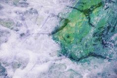 'Wasserwelten - Nude painting' von Chris Berger bei artflakes.com als Poster oder Kunstdruck $7.73