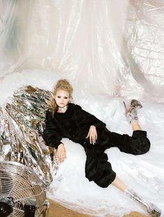 Plastic Princess Photoshoots - The Please Magazine Issue 12 Editorial Stars Anni Jurgenson (GALLERY)