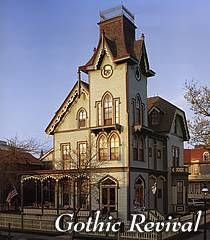 House Victorian Architecture Gothic Revival Glorious Gothic Gothic