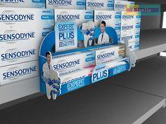GSK Sensodyne POSM on Behance