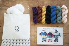 mary, millie, & morgan doll kits / Mary Doll Kit / Quince & Co