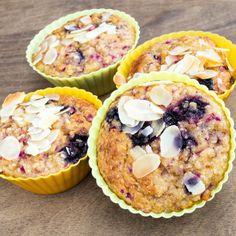 Coconut Flour Muffins – The Coconut Mama