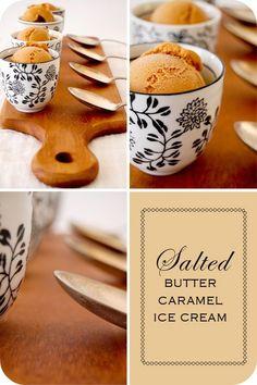 Salty Butter Caramel!!!