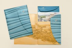 Gold Winner in Neenah's PAPERWORKS Contest - printed on CLASSIC® Linen Papers