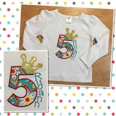 Birthday shirt!