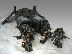 typhon 40k conversion from spartan - Google Search