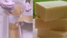 SAPONE DA BUCATO 100% VEGETALE – All Vegetable oil laundry bar soap