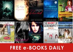 FREE eBooks on JAN 26, 2015!!!! Some of the romance has a damsel in distress, while others are just downright dirty (and we're not talking about the kitchen floors)!   >>>   No matter the genre, FREE eBooks posted daily for Kindle, Nook, Kobo & Apple devices
