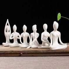 Lot Of 6 Meditation Yoga Pose Statue Figurine Ceramic Yog... https://www.amazon.com/dp/B071HSRMGB/ref=cm_sw_r_pi_dp_U_x_5hjDAb8AN4SEW