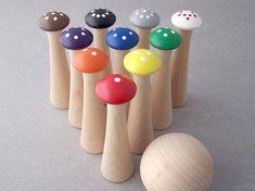Home Expressive Animal Shape Bowling Fun Bowling Wooden Bowling Toy