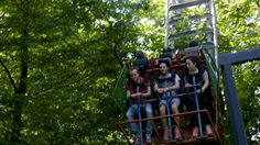In a forest in Italy sits an amazing amusement park. The park's inventor, Bruno, has built everything you see by hand and on his own.