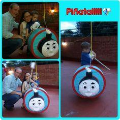 Piñata de Thomas tren