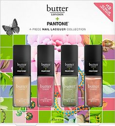 Butter London Renew Pantone Color of the Year 2017 Collection #ultabeauty
