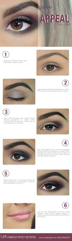 Perfect for a night out! Get this step-by-step look!
