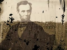 The face and the crowd: Photographs of Lincoln at Gettysburg are so rare, Civil War buffs treat them like relics. (Alexander Gardner / Library Of Congress, Prints And Photographs Division; Alexander Gardner / Library Of Congress, Prints And Photographs Division / Courtesy Of Christopher Oakley)