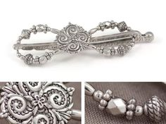 Love wearing this on with a full twist!     Lilla Rose Inc - Fascinating and fun in all silver accents