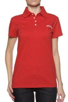 Guru Polo Shirt THE DAISY WORLD, Color: Red, Size: M Guru. $23.95