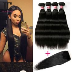 >>>best recommendedGrade 8A Peruvian Virgin Hair With Closure 4 Bundles Straight Hair With Closure Queen Hair Products With Closure Bundle HC HairGrade 8A Peruvian Virgin Hair With Closure 4 Bundles Straight Hair With Closure Queen Hair Products With Closure Bundle HC HairDiscount...Cleck Hot Deals >>> http://id289714036.cloudns.hopto.me/32604783251.html.html images