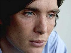 Not sure I could ever hold a conversation with Cillian Murphy, 'cause the killer eyes would just distract the heck out of me
