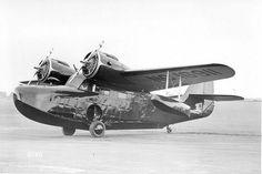 Grumman Goose #plane #1930s