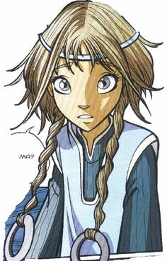 I like Elyon, I think she was such an amazing friends and even though she hated and fighted her friends manipulated by Cedric, she finally found out the truth and became the queen of Meridian. I love that and everything she's able to do, she's so powerful and wonderful at drawing. I just didn't like that she ended up with Caleb. I mean, she was Cornelia's best friend in Heatherfield. She was the one who gave Cornelia a drawing of him. It's just not okay. I don't like it. They just don't…