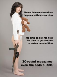 Why 30 round mags?