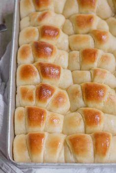 Heavenly Rolls Recipe