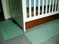 Nursery Progress: Skirting The Issue | Young House Love