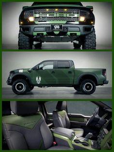 2013 Ford Halo Raptor