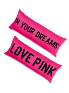 Victoria's Secret PINK Body Pillow #VictoriasSecret http://www.victoriassecret.com/pink/presents-please/body-pillow-victorias-secret-pink?ProductID=7018=OLS?cm_mmc=pinterest-_-product-_-x-_-x