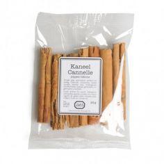 Kaneel  - Dille & Kamille - Hele kaneelpijpjes hebben een aromatische en zoetige smaak. Heerlijk bij...