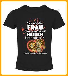 Limitierte EditionMechaniker Frau - Shirts für frau (*Partner-Link)