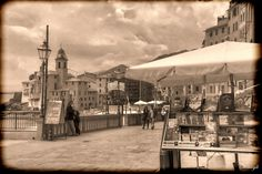 Camogli Vintage 3 By Farone Domenico