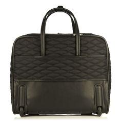 ladies lightweight laptop trolley bag