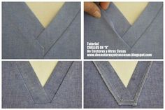 Fantastic sewing hacks are readily available on our internet site. Take a look . - Fantastic sewing hacks are readily available on our internet site. Take a look and you will not be - Sewing Projects For Beginners, Sewing Tutorials, Sewing Hacks, Sewing Crafts, Sewing Tips, Dress Sewing Patterns, Sewing Patterns Free, Free Sewing, Apron Patterns