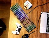 How to clean your keyboard simple Weekly Cleaning, Deep Cleaning, Mini Keyboard, Cotton Swab, Nook And Cranny, New Laptops, Shake It Off, Rubbing Alcohol, Keep It Cleaner