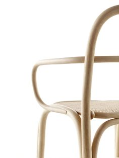Rattan chair with armrests - Expormim