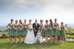 Alfred Angelo Chiffon Bridesmaids