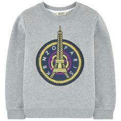 Kenzo Paris sweatshirt - size 12