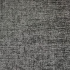 Flannel Grey Chenille Upholstery Fabric - Parma 1847