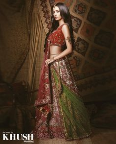 Still looking for that lehenga you'll fall in love with? Well look no further, we've found the one! This @sfcollectionltd piece is hot right now 👌🏼 • +44(0)208 428 2817