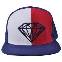 Diamond Supply Co Skater Skate Cap #diamondsupplyco #baseballcap #streetwear