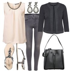 Abend Outfits: Afterwork bei FrauenOutfits.de