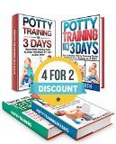 Free Kindle Book -  [Parenting & Relationships][Free] Potty Training Box Set: The Ultimate Guide To Stress Free Potty Training In 3 Days or Even Faster (Potty Training,  potty train in three days, potty training tips)