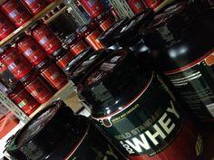 Whey Protein Optimum #whey #optimum