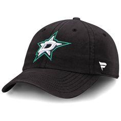 Dallas Stars Fundamental Adjustable Hat - Black - $15.99