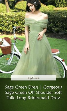 """""""Sage Green Dress, that is the subject of this week... Hello my pretty follower. Our editors have compiled these 4 Sage Green Dress pins from 154+ different ideas for you. While doing this, We paid attention to the fact that there are designs that can be viral in 2020 and many more. Please click on the 'Read More' button to get the rest of the content associated to the Sage Green Dress to... Bridesmaid Dresses, Prom Dresses, Formal Dresses, Sage Green Dress, Strapless Dress Formal, Tulle, Rest, Content, Button"""
