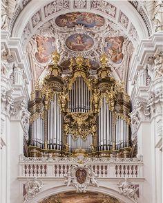 https://flic.kr/p/fbjqAA   Passau organ pipes   Passau, Germany